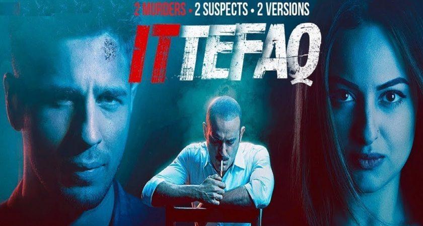 Sidharth Malhotra Bollywood Film Ittefaq Leaked Online