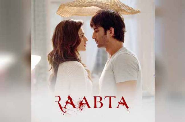 Sushant Singh Rajput Bollywood Film Raabta Leaked Online